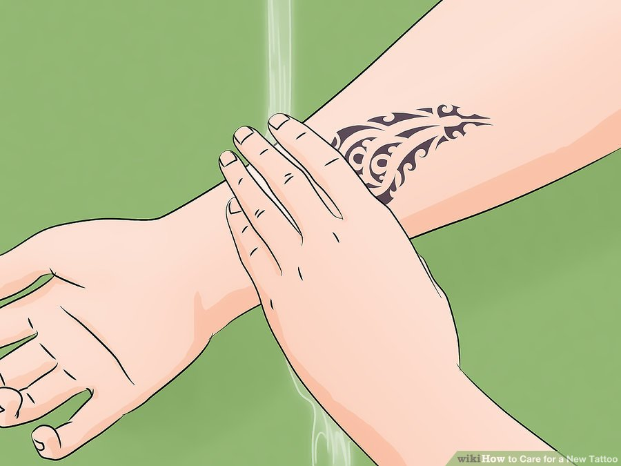 Care-for-a-New-Tattoo-Step-4
