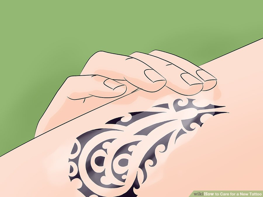 Care-for-a-New-Tattoo-Step-6